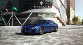 #48 Maserati Ghibli