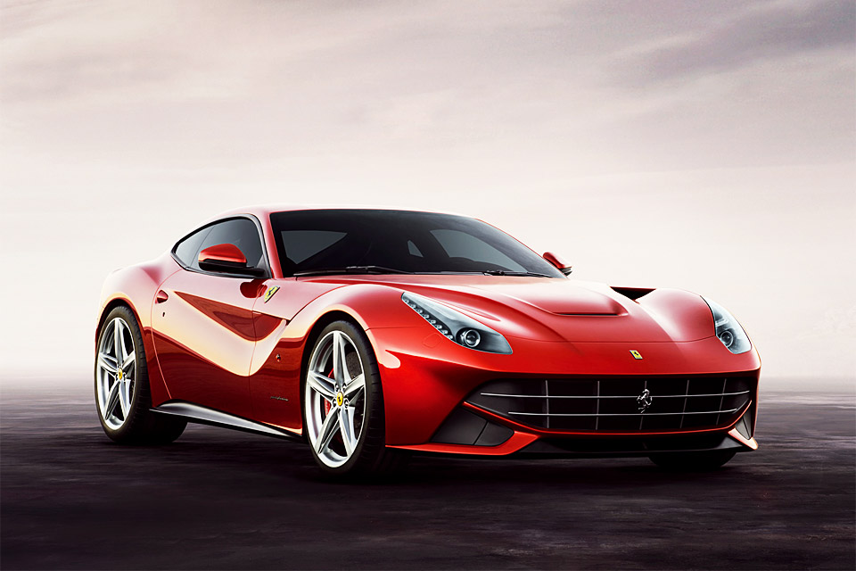 I would give up porn, for life, to own a Ferrari F12 Berlinetta