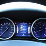 The amazing Maserati Ghibli dashboard
