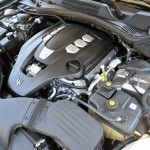 Maserati Ghibli V6 Engine