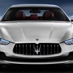 Maserati Ghibli head on