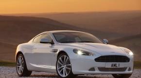 #32 Aston Martin DB9