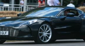 #8 Aston Martin One77