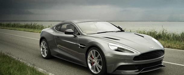 #18 Aston Martin Vanquish (tie)