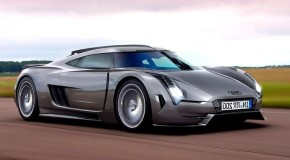 Audi R20 Concept Car