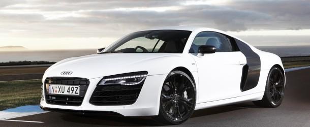 #33 Audi R8 V10 Plus