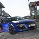 Are you ready to race in the Audi R8 V10 Plus ?