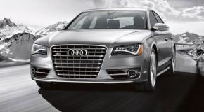 #40 Audi S8