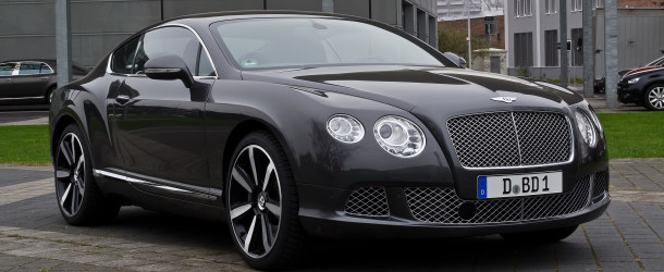 #21 Bentley Continental GT