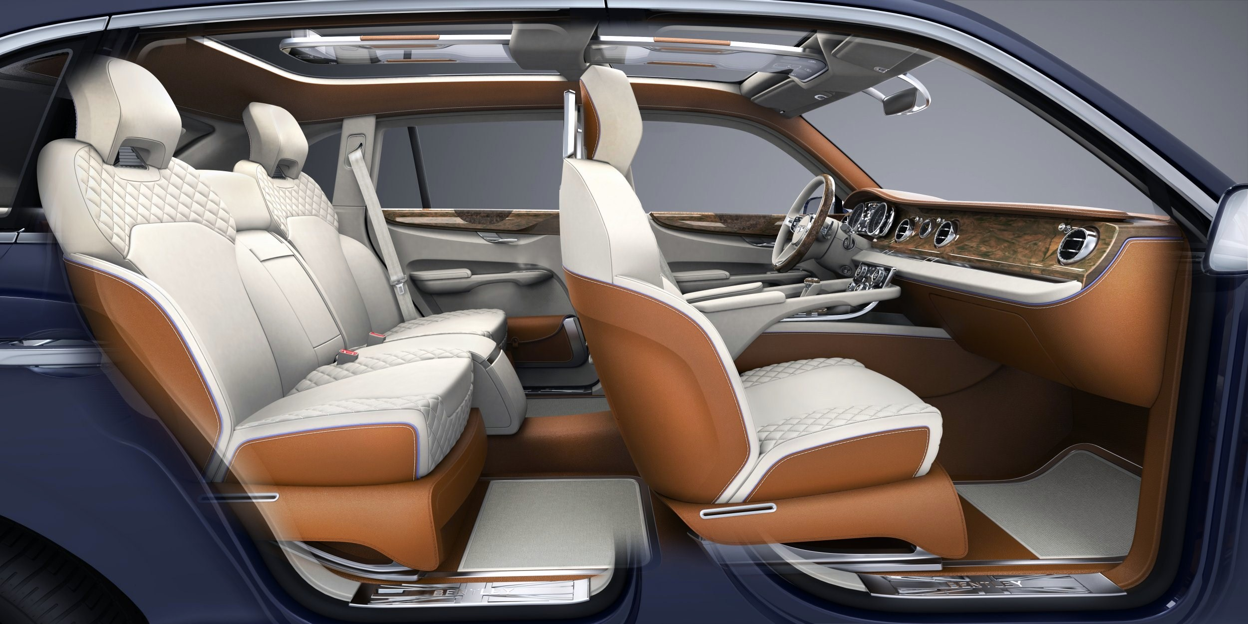 Bentley exp 9f why but hey if you have the why not trick off bentley exp 9 f suv full interior vanachro Image collections