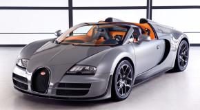 #5 Bugatti Veyron 16.4 Grand Sport Vitesse