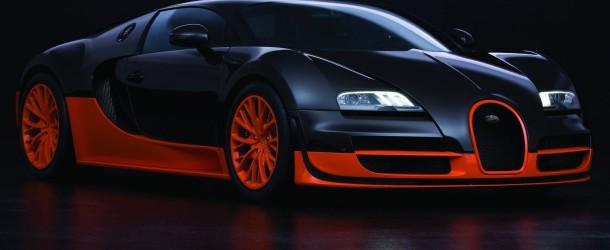 #1. Bugatti Veyron Super Sport