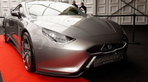 Exagon Furtive eGT Concept Car