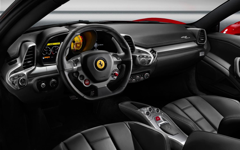Ferrari 458 Italia Interior - Top 50 Whips  Ferrari 458 Ita...