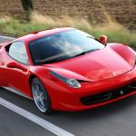 I wish I could get away in a Ferrari 458 Italia