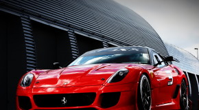 #16 Ferrari 599XX (tie)