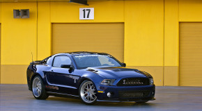#43 Ford Mustang Shelby 1000
