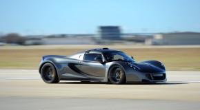 #4 Hennessey Venom GT