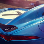 Jaguar top back rear of the Concept 7.