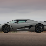 The Koenigsegg Agera just doesn't look right just sitting there