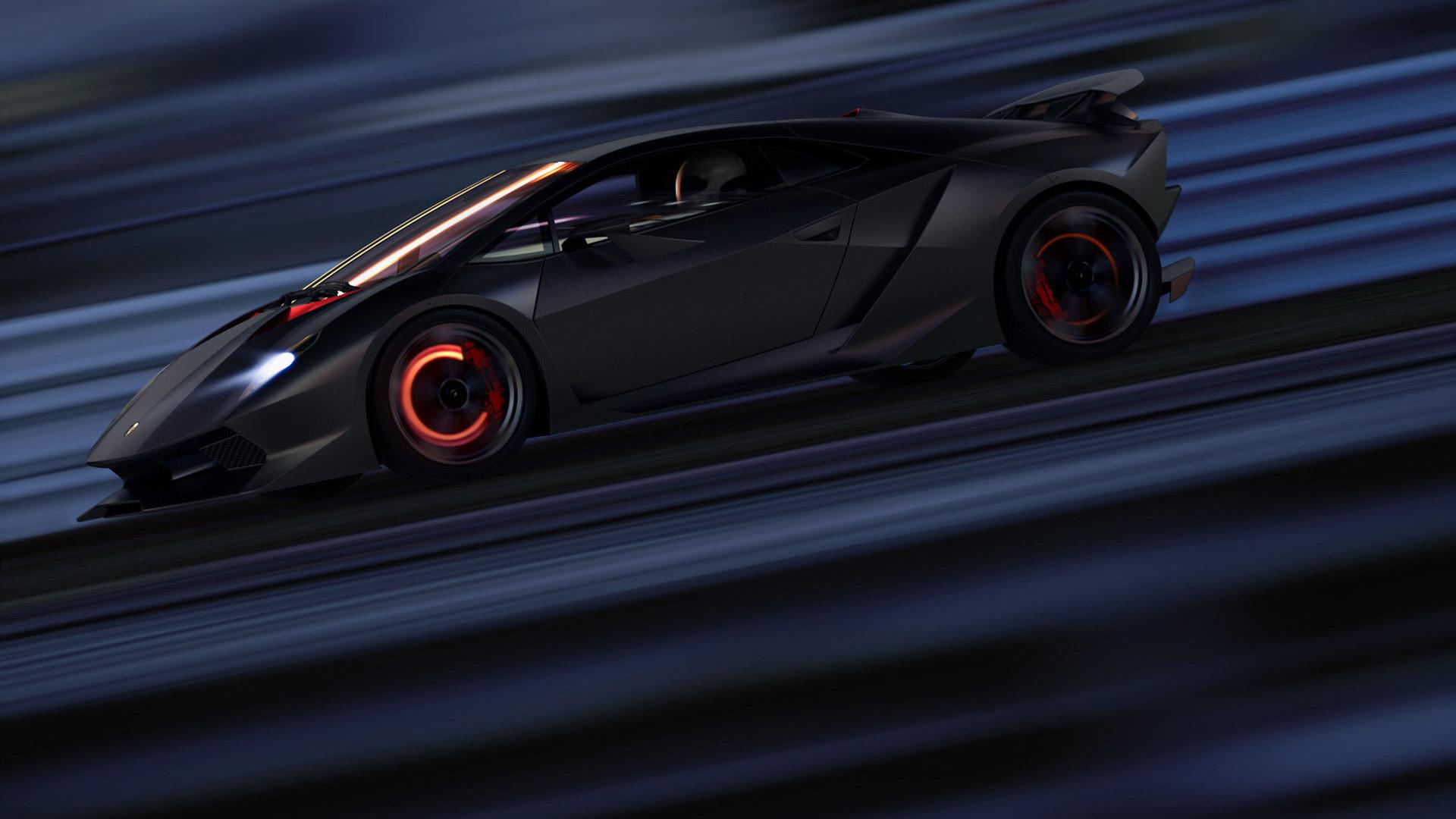 Lamborghini Sesto Elemento Speed Top 50 Whips