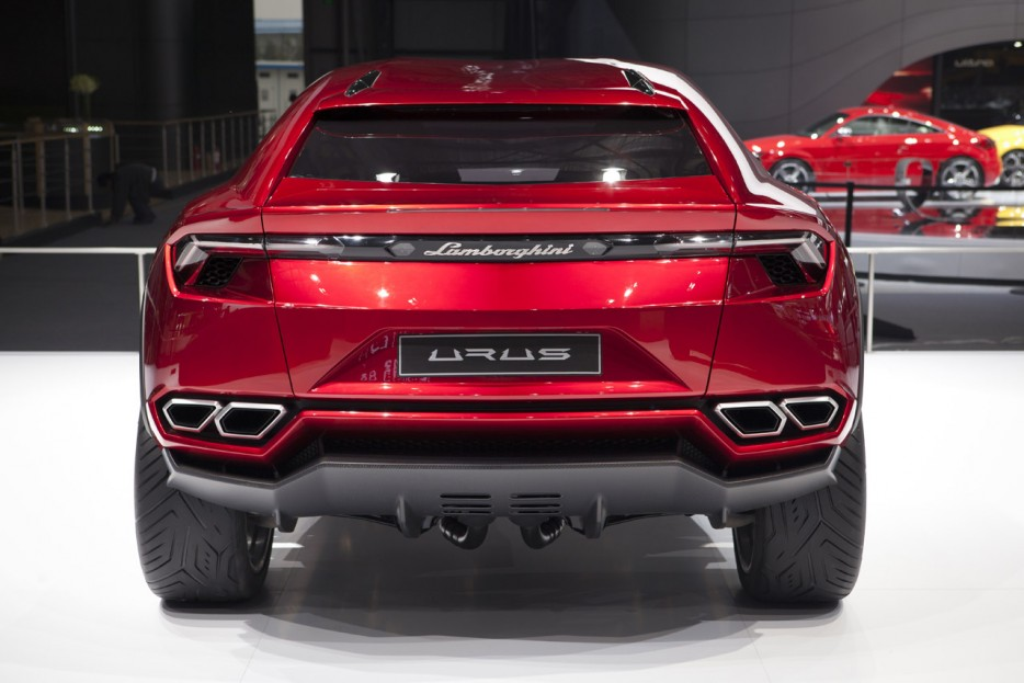 Lamborghini Urus Is The Suv You Should Rob A Bank With