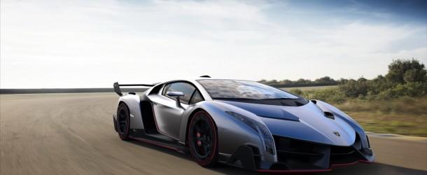 #25 Lamborghini Veneno