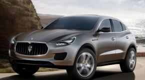 Maserati Levante SUV Concept