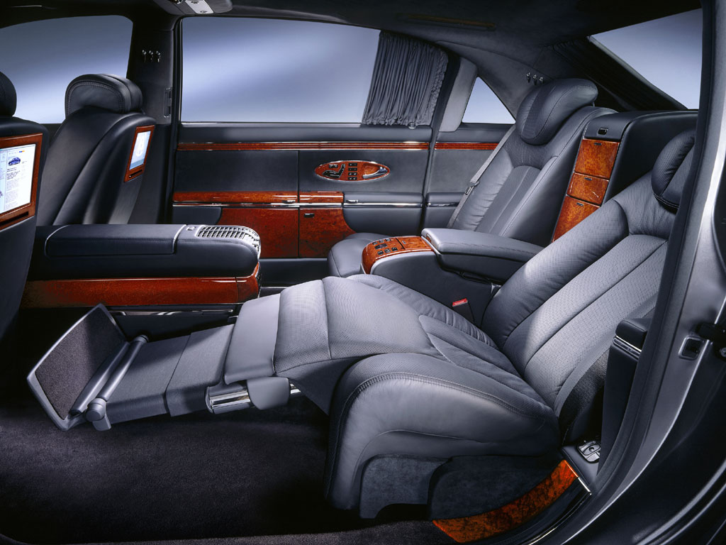 maybach exelero driver side rear interior top 50 whips. Black Bedroom Furniture Sets. Home Design Ideas