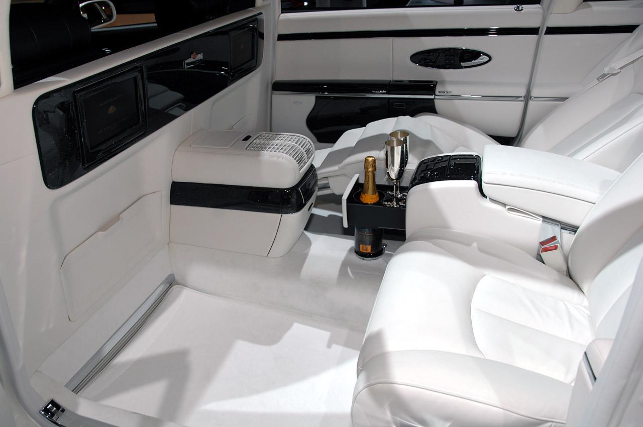 19 maybach landaulet top 50 whips. Black Bedroom Furniture Sets. Home Design Ideas