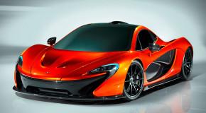 #10 McLaren P1
