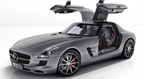 #39 Mercedes Benz SLS AMG GT Coupe