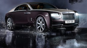 #12 Rolls Royce Wraith