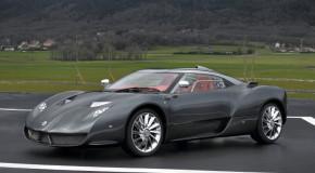 #20 Spyker C12 Zagato (tie)