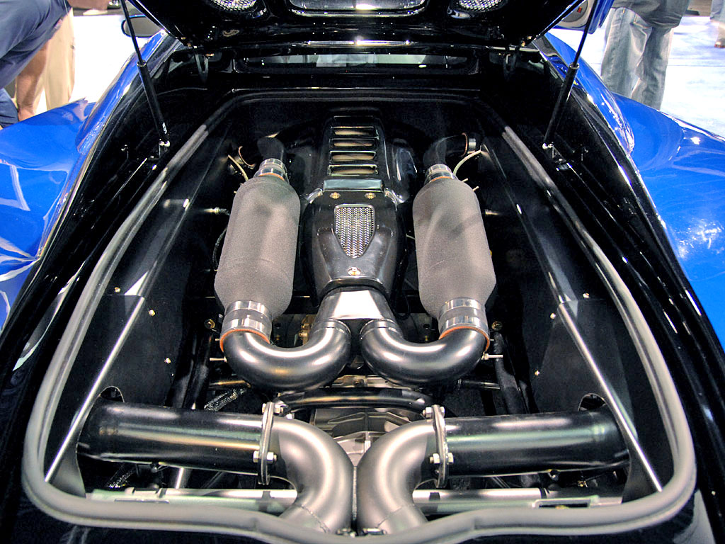 SSC Ultimate Aero Engine - Top 50 Whips