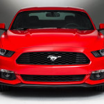 2015 Ford Mustang Front View