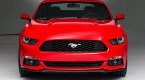 2015 Ford Mustang Here Come the Dead Kids