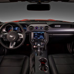 2015 Ford Mustang Dash
