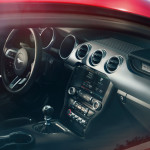 2015 Ford Mustang Interior