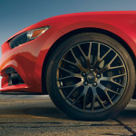 2015 Ford Mustang Side Wheel