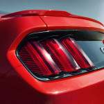 2015 Ford Mustang Tails