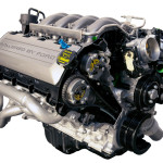 2015 Ford Mustang V8 Engine