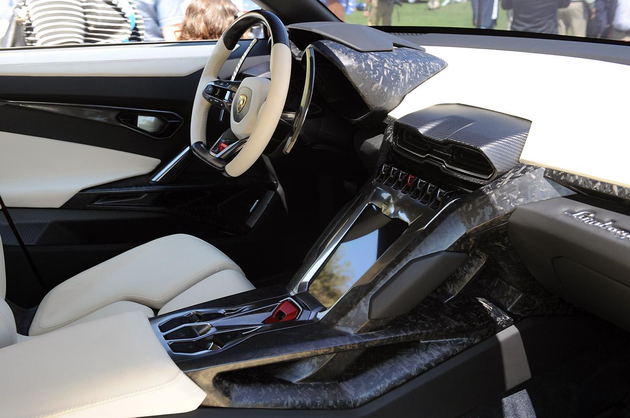 Lamborghini Urus Front Interior Top 50 Whips